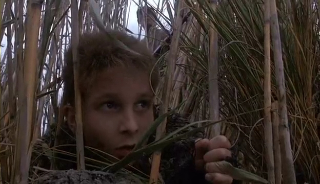 Империя солнца, Empire of the Sun, Steven Spielberg, Christian Bale, 1987