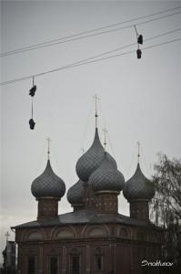 Кострома. Храм