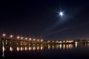 Кострома. Мост.