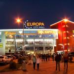 Торговый центр Европа.