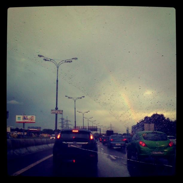 Moskow, MKAD
