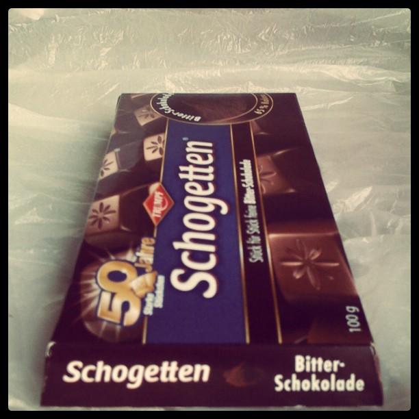 Schogetten - 18 кусочков счастья!