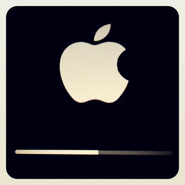 Прощайте тени - iOS 7 пришёл!