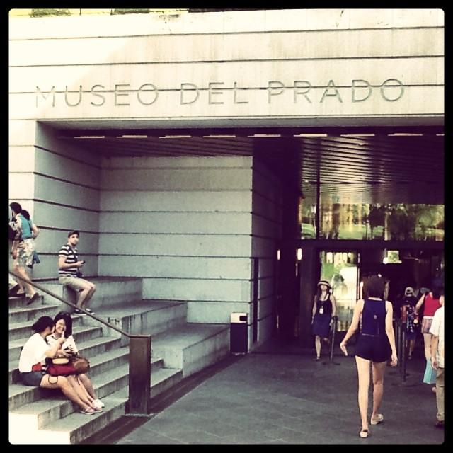 Музей Дель Прадо. Мадрид