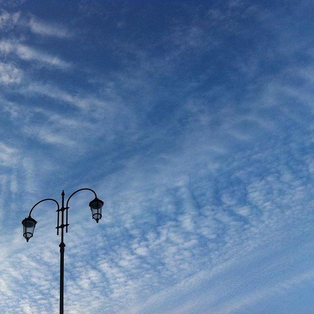 Субботнее небо