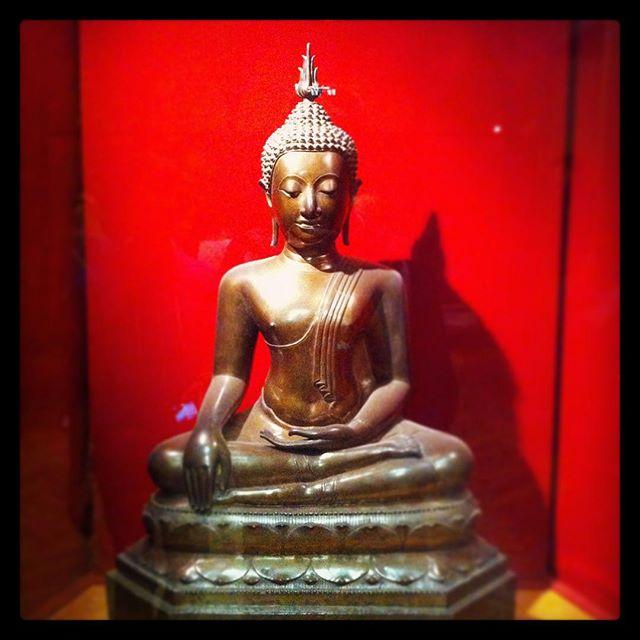 Статуя Будды Гаутамы