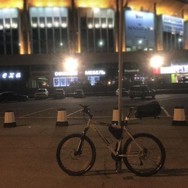 9 мая 2016 у меня состоялось открытие велосипедного сезона