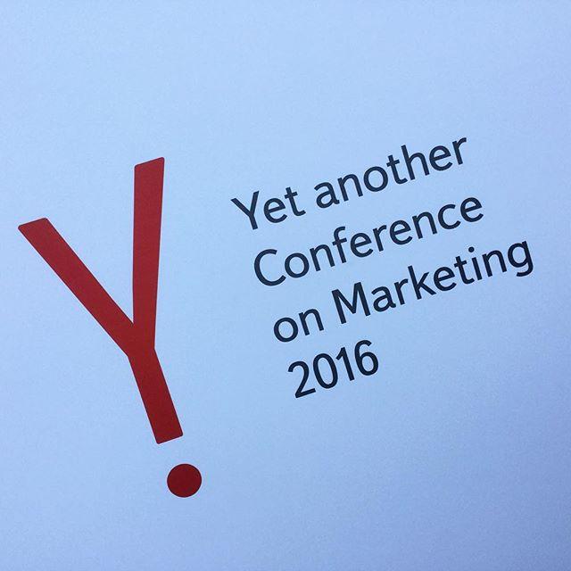 Конференция Яндекс-2016