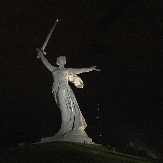 Главная достопримечательность Волгограда